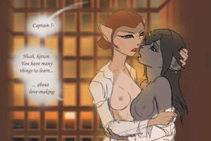 Romancing the cadet by StrawberryLoveU