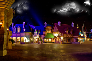 Premade from Fantasyland WDW by WDWParksGal-Stock