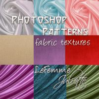 Patterns For Photoshop Of Fabric Textures by julietawild07