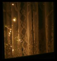 Lights and Lace at Night by KaleyObsidia