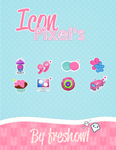 Iconpixels ~minipack by freshowl
