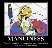 Manliness by Mehay
