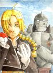 elric brothers by babyjami