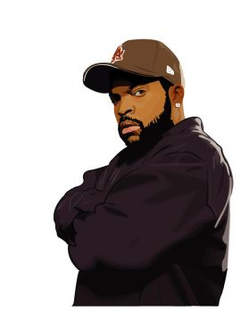 Ice Cube by nofxpunx