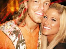 Kelly Kelly and Edge by Abbysaurus