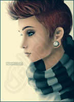 IMVU DP: Shroud by MissBlindly