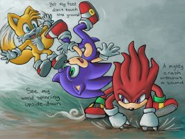 Sonic Heroes by SpeedLimit-Infinity