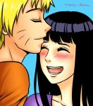 Naruhina sketch by manu-chann