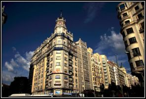 :: Gran Via I :: by HarisDrako
