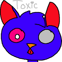 Toxic -Tryout- by catgirl2010