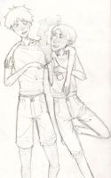 attack on oh no heichou you're drunk by xTimelessxRiver-x3o