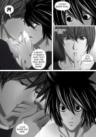 Death Note Doujinshi Page 81 by Shaami