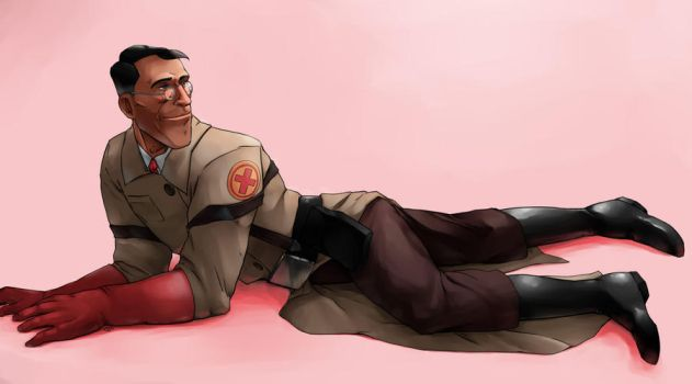 tf- handsome medic by yang