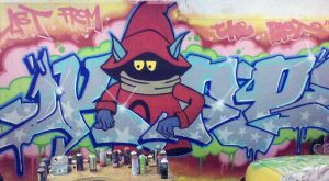 graffiti styleeeeeee .... by kone1972