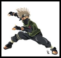 Kakashi by KawaiiUniverseStudio