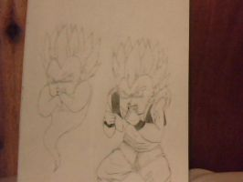Gotenks signature move by foxtrot20