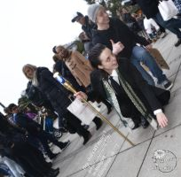 LOKI Cosplay in the REAL Stuttgart 15 by Mon-Kishu