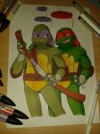 TMNT: This is NOT fixing by NamiAngel