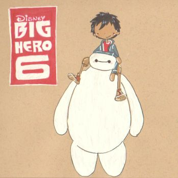 Big Hero 6 by Pinkie-Perfect