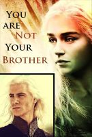 You Are Not Your Brother by JrOeKnEeRe