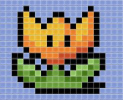 Tiled Flower by drsparc