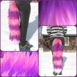 Cheshire Cat Yarn Tail *For Sale* by GetFursonal
