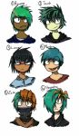 other ocs idk????? by Laser-Pancakes