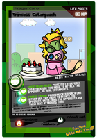 No. 010 - Princess Caterpeach by ChorpSaway