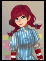 Wendy  by riukime