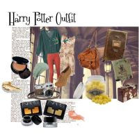 Harry Potter Outfit by fabioweasley