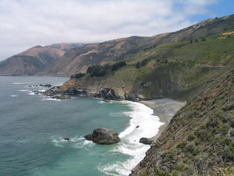 Along Highway 1 -8- by mountainliongrl