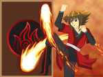 Judai, Prince of the Fire Nation by Ravus4001