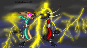 Corrupted Rivalry by SighriaDragoness12