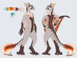 Arboreal Dragon Character Auction SOLD by bkatt500