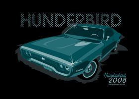 Hunderbird by HammerSection
