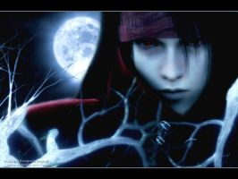 FF Advent Children Wallpaper 2 by Neyjour