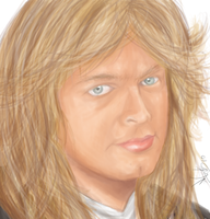 Michael Kiske by Luciph