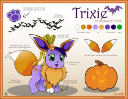 Trixie (Adopt from @MeMiMouse) by HarrisonButterGem
