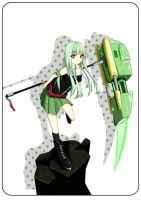 1st in 2013 by Itachj
