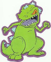 Reptar by edwardelric13896