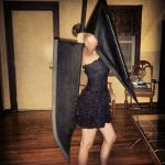 Pyramid Head Cosplay by MissPyramidHead4