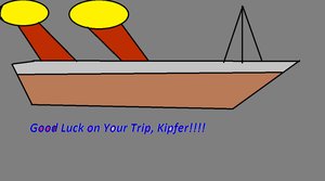 The Ocean Liners Federation Ship by cartoonfan22