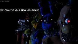 Welcome to Your New Nightmare by Trycon1980