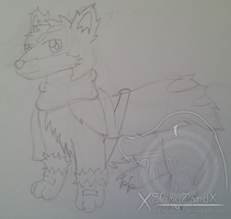 Aaron (more detailed form) (2nd try) (WIP) by XSlimyZardX