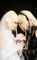 Chobits by eru-star