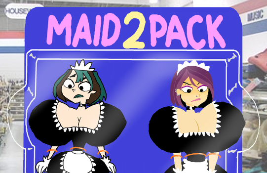 TDI 6Teens Crossover Maid2Pack by kecomaster
