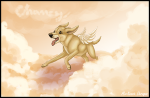 Running Through Heaven by Kenisya