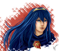 COMMISHIE:: Lucina by Karmikosmic
