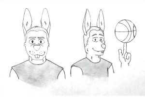 Wade Wabbit by wolfiplier