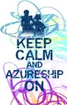 Keep Calm and Azureship On by the-sweet